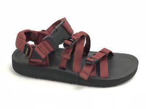 Teva Men's Alp Premier Polyester Upper Casual Sandals FIRED BRICK RED 1015200
