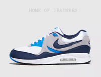 Nike Air Max Light OG White Blue Navy Grey Men's Trainers All Sizes