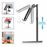 Universal Phone Adjustable Tablet Stand Desktop Holder Mount for iPad iPhone New
