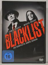 The Blacklist - Komplette 7.Staffel - 5 DVD's - 2020 - Top Zustand