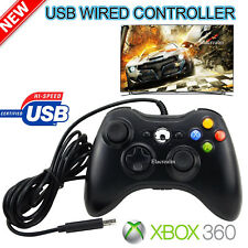 USB Wired Gamepad Controller Joystick For Microsoft Xbox 360 Console /Windows PC