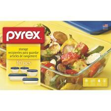 Pyrex 10Pc Pyrex Storage Set
