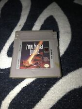 Final Fantasy Legend (Nintendo Game Boy, 1990) Cartridge Only