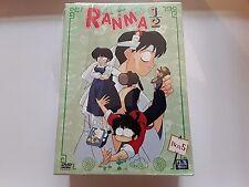 Ranma 1/2  - Coffret 4 DVD = VOL 5 neuf sous célo