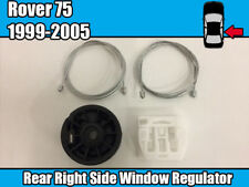 Window Regulator Replacement Repair Kit For Rover 75 1999-2005 Rear Right Side