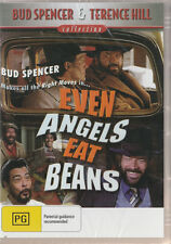 Bud Spencer: Even Angels Eat Beans *New & SEALED* ALL Regions (Plays on any Play