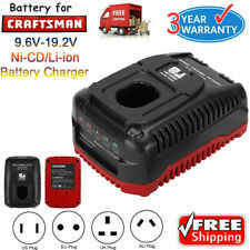 For Craftsman C3 9.6-19.2Volt Lithium & Ni-cd Battery Charger 315.PP2011 PP2010
