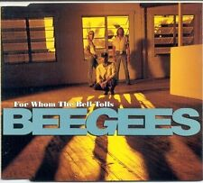 Bee GEES For Whom the Bell Tolls (1993, #8550112) [Maxi-CD]