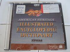 American Heritage Encyclopedia For Commodore/Amiga CDTV, Xiphias