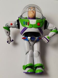TOY STORY COLLECTION ANTI-GRAVITY UTILITY BELT BUZZ LIGHTYEAR TALKING FIGURE