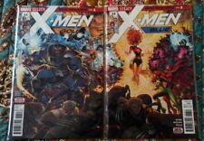 MARVEL COMICS - X-men Gold #13 & X-men Blue #13 - Legacy - New, first prints