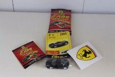 Micro Cars 2015 FERRARI Cards + stickers + libretto Numero 6 FERRARI 458 ITALIA