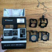 Polaroid Dine Instant Close-Up Camera Model IV