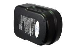 BATTERIA 12.0v per Black & Decker cp12k cp12kb epc126 a12 Premium Cellulare UK NUOVO
