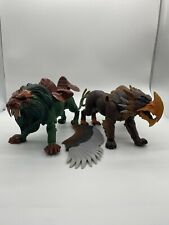 MOTUC MOTU Classics Battle Lion Griffon Deluxe Beast Loose Figures He-Man