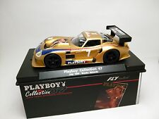 Slot Car Fly Marcos LM 600 Playboy Collection 1999 Compatible 1/32 Scalextric