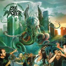 Axemaster-Crawling caos (NEW * us METAL * Maiden * Sabbath * Shallow grave)