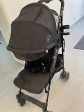MACLAREN QUEST ARC Buggy BLACK/BLACK TOP ZUSTAND