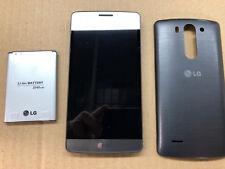 LG G3 Vigor LS885 - 8GB - Black (Sprint) Smartphone - GREAT CONDITION
