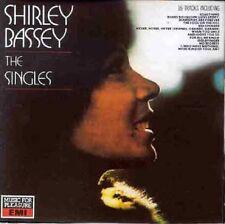 Shirley Bassey The Singles CD NEW SEALED Big Spender/Goldfinger/Something+