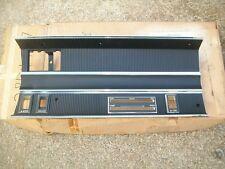 NOS MoPar 1968 Dodge Polara Monaco Dash Bezel without A/C Radio Delete 2864727