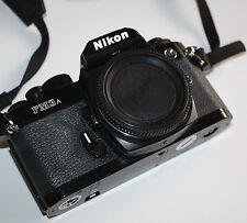Nikon FM3A SLR Film camera body 308755 Black