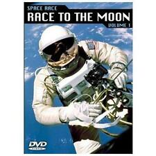 NEW DVD Space Race, Vol. 1: Race to the Moon~,great price