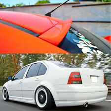 PAINTED for Volkswagen VW BORA SEDAN Rear Window K TYPE ROOF Spoiler 1998-03