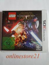 LEGO Star Wars Das Erwachen der Macht Nintendo 3DS Neu