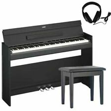Yamaha P45b 88 Note Stage Digital Piano Pack With Stand Stool and Headphones