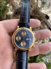 Lorenz Watch cronografo automatico Valjoux 7750 vintage watch