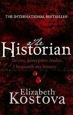 The Historian, By Elizabeth Kostova,in Used but Acceptable condition