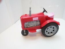 2017 Mattel Barbie Red Farm Tractor No Doll