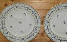 """Bernardaud Barbeaux (2) Salad Plates, 8 5/8"""""""