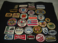 Company Advertising Vintage 1970-80's Patches Wholesale Lot of 32  Lot # 5