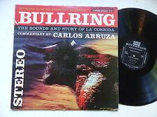 Bullring Sounds and story of la corrida Commentary CARLOS ARRUZA RIVERSIDE 1145