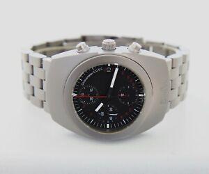 Titanium Ventura BMW Motorsport Valjoux 7750 chronograph automatic Men's watch