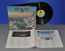 John Lodge Natural Avenue D'77 Nova 1st Press FOC GATEFOLD INSERT VG + + VINILE LP