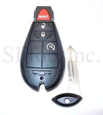 NEW 09 10 DODGE JOURNEY KEYLESS ENTRY REMOTE START KEYLESS REMOTE KEY FOB FOBIK