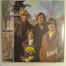 """REBIRTH   """"REBIRTH""""  MINI LP CD Limited Edition Import"""