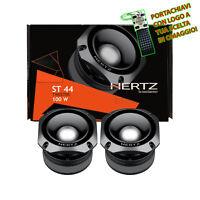 Hertz ST 44 Linea Spl Show Coppia Tweeter Compressione Bullet 100W 44MM