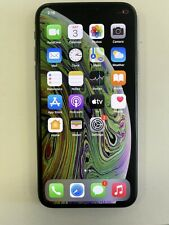 Apple iPhone XS 512GB Factory Unlocked Black EXCELLENT A1920