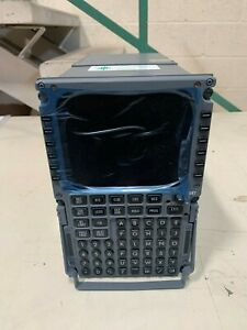BOEING 737 Control Display Unit PN 166891-01-01 SERVICEABLE CONDITION Avionics
