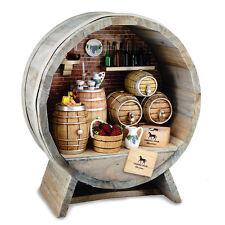 Reutter Porzellan Weinkeller im Fass / Complete Wine Cellar Puppenstube 1:12