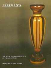 Freeman's Wood Turning Collection Thomas Nicosia Collection Post Auction Catalog