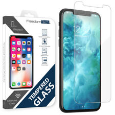 Premium Tempered Glass Screen Protector Protective Film Guard For Apple iPhone X