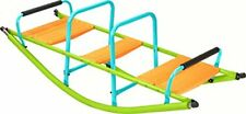 NEW Pure Fun Home Playground Equipment: Rocker Seesaw Youth Ages 4 to 10