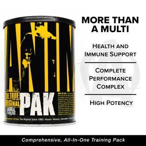 Universal Nutrition ANIMAL PAK 30 Packs Multivitamin