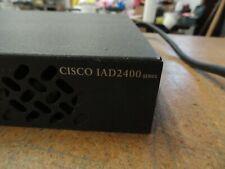 Cisco IAD2431-16FXS Router