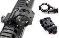 Picatinny Seiten Montage Tactical Adapter für Zielfernrohr Optiken Zubehör